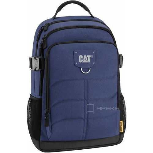 Caterpillar kenneth plecak na laptop 15,6'' cat / navy blue - navy blue