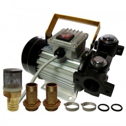 Pompa ssąca do paliwa oleju ropy 70l/min 230v 550w marki Verke