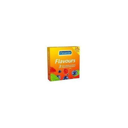 Pasante (uk) Pasante - flavours (1 op. / 3 szt.)
