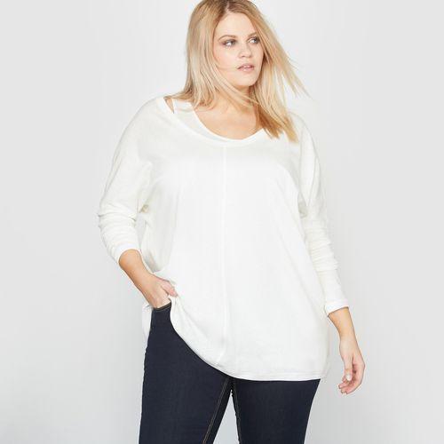 Koszulka 2 w 1 z podkoszulkiem z lnu i bawełny marki Castaluna