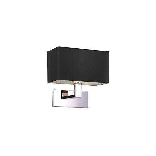 Azzardo Martens AZ1556 MB2251-B-E27BK Kinkiet lampa oprawa ścienna 1X60W E27 czarny + żarówka LED za 1 zł GRATIS!