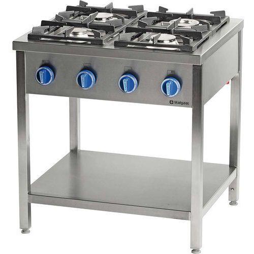 Kuchnia gastronomiczna gazowa 4-palnikowa