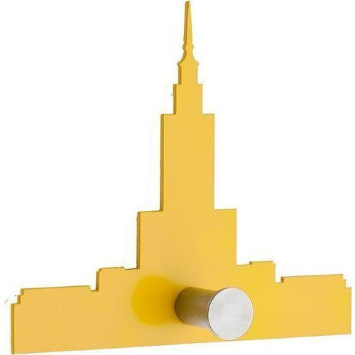 Robert szuba Wieszak pojedynczy pałac żółty
