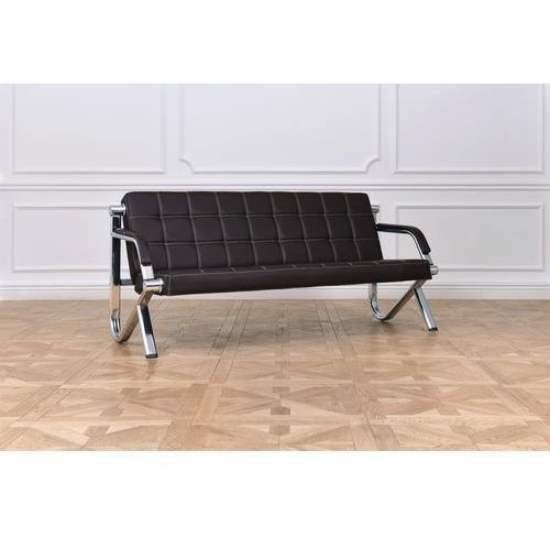 Sofa 3-osobowa STILIO PLUS czarny, kolor czarny