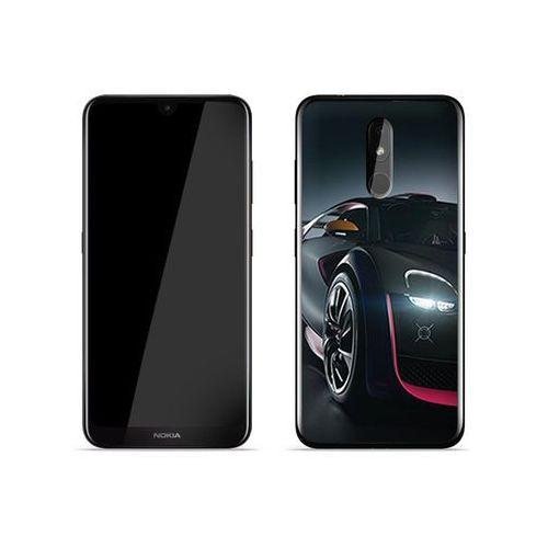 Nokia 3.2 - etui na telefon foto case - black car marki Etuo foto case