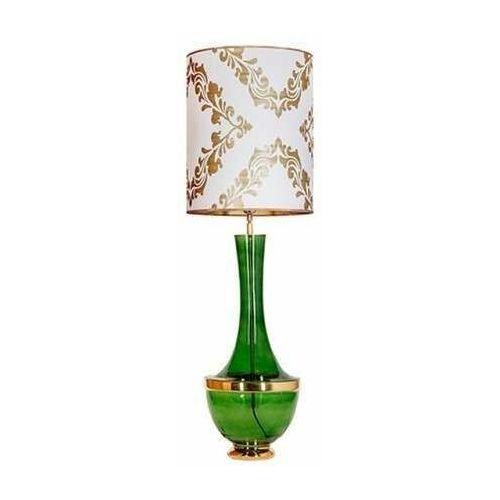 4concepts 4 concepts troya green l232272319 lampa stojąca podłogowa 1x60w e27 biały