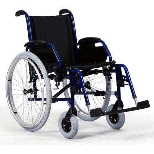 Wózek inwalidzki wyprodukowany przez Vermeiren