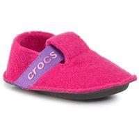 Kapcie CROCS - Classic Slipper K 205349 Candy Pink
