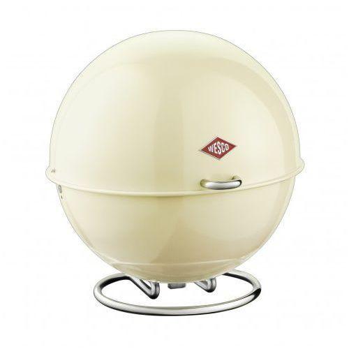 Wesco superball chlebak/pojemnik beżowy 26 cm