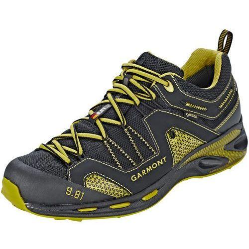 Garmont 9.81 Trail Pro III GTX Buty Mężczyźni żółty/czarny UK 7 | EU 41 2018 Buty turystyczne