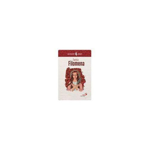 Karta Skuteczni Święci - Święta Filomena (5907564022378)