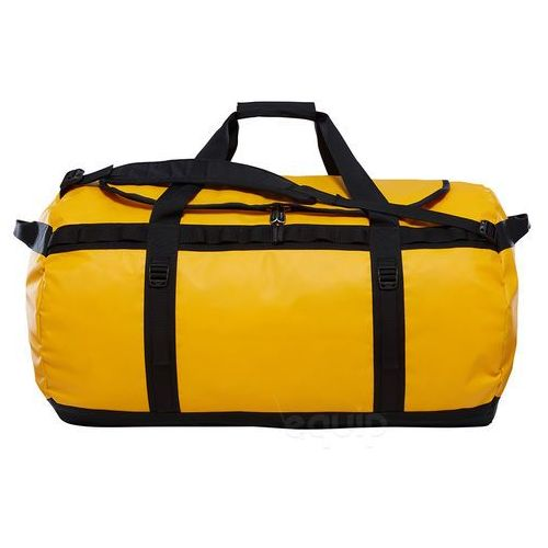 Torba podróżna The North Face Base Camp Duffel XL NE - summit gold / tnf black