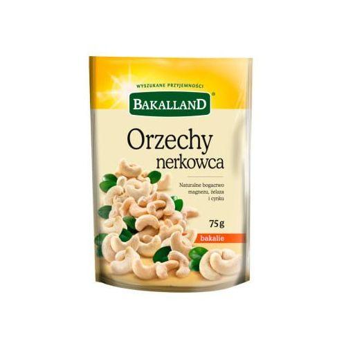 BAKALLAND 75g Orzechy nerkowca (5900749020237)