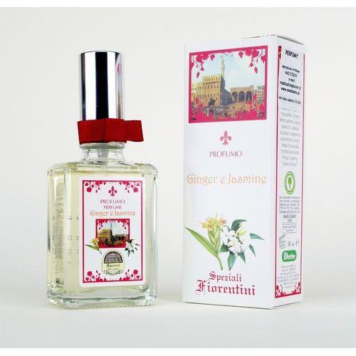 Derbe Speziali Fiorentini perfumy Imbir z Jaśminem 50ml, DR0237