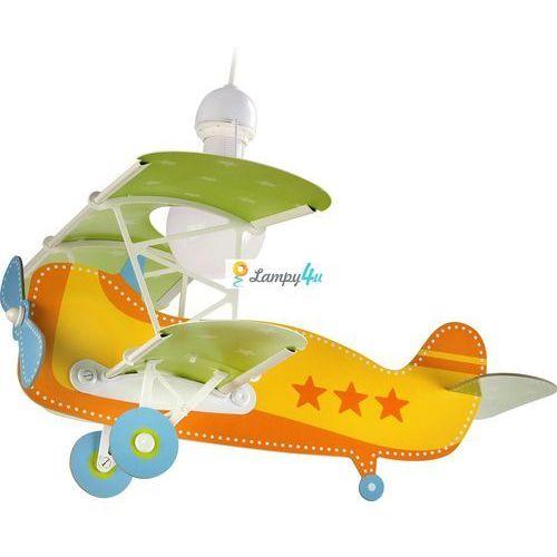 Dalber 54012 - lampa wisząca dziecięca baby planes 1xe27/60w/230v. Najniższe ceny, najlepsze promocje w sklepach, opinie.