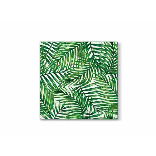 Serwetki TROPICAL LEAVES 33 x 33 cm 20 szt. (5906360755039)