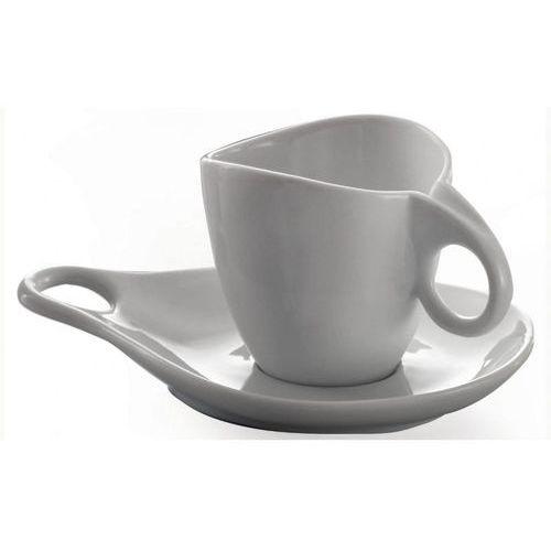 Casa Bugatti - Filiżanka do herbaty ze spodkiem Milla - 6 szt