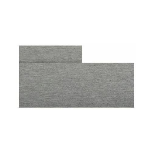 Obrzeże do blatu z klejem 38 mm aluminium jasne 040l marki Biuro styl