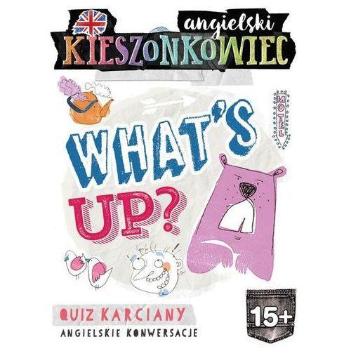 Kieszonkowiec angielski. What's Up (15+) (9788377888742)