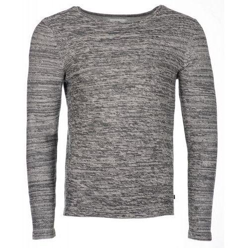 sweter męski l, szary, Q/s designed by, S-XXL