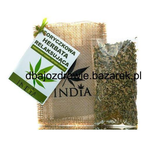India cosmetics Goryczkowa ziolowa herbata relaksująca, 15 g