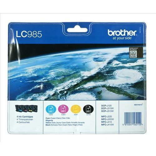 Brother LC-985 VALBP (5014047562112)