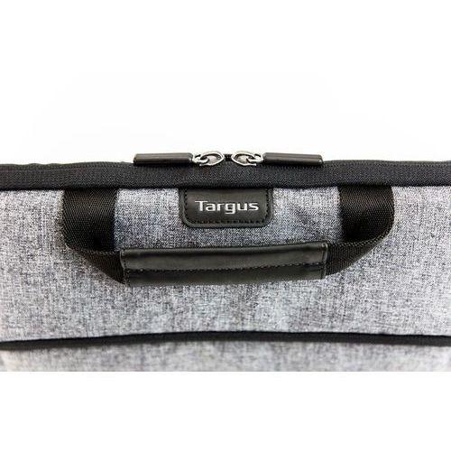 """Targus Strata Pro 15.6"""" Notebook messenger Czarny, Szary, kolor czarny"""