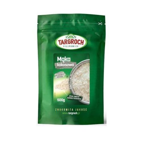 500g mąka kokosowa marki Targroch