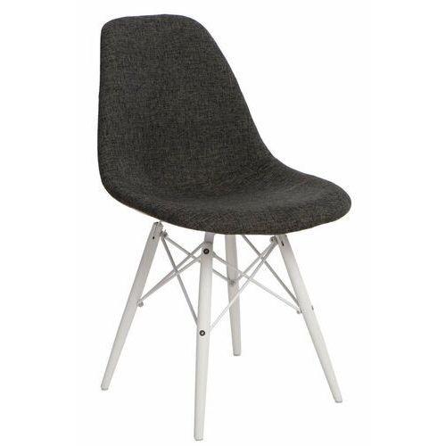 D2.design Krzesło p016w pattern szar-pepitka/white - d2 design - zapytaj o rabat! (5902385724753)