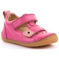 sandały dziewczęce 19 różowe marki Froddo