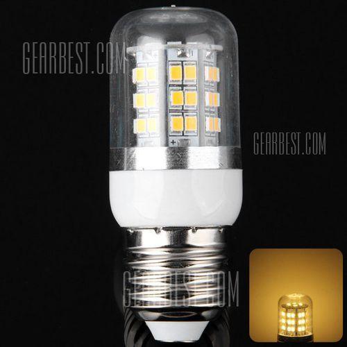 E27 10W 48 x SMD 2835 3000 - 3200K 900LM LED Corn Light Bulb with Clear Sheating z kategorii Żarówki LED