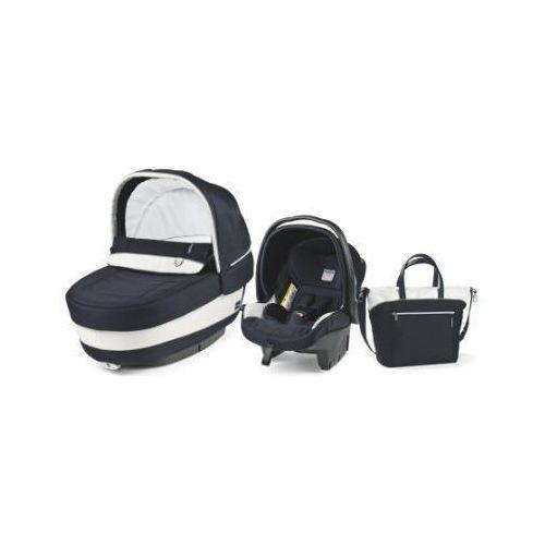 Peg-perego Peg-pérego zestaw set elite luxe blue
