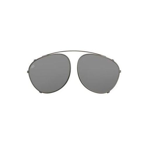 Okulary słoneczne palmiro clip-on only polarized 8058 marki Serengeti