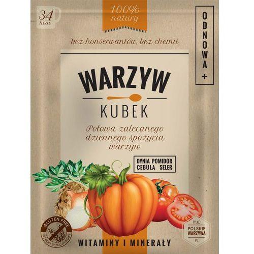 Warzyw Kubek Dynia/Pomidor/Cebula/Seler - ODNOWA saszetka 16g.