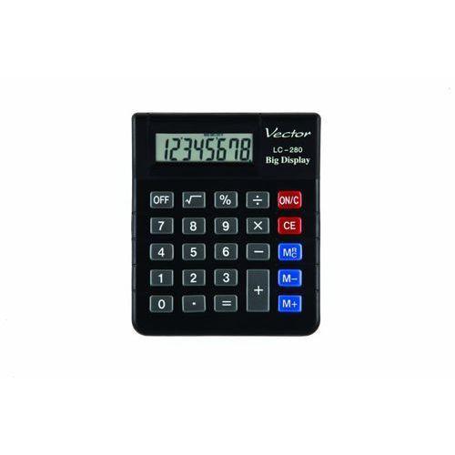 OKAZJA - Kalkulator VECTOR LC-280 - produkt z kategorii- Kalkulatory