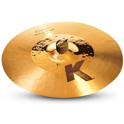 "Zildjian k custom hybrid crash 16"" (5904329667003)"