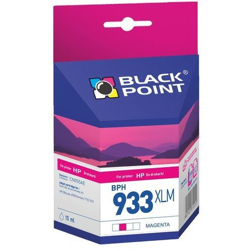 Tusz BLACK POINT BPH933XLM Zamiennik HP CN055AE, 15138