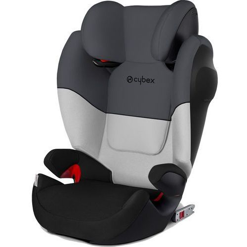 fotelik samochodowy solution m-fix silver, gray rabbit marki Cybex