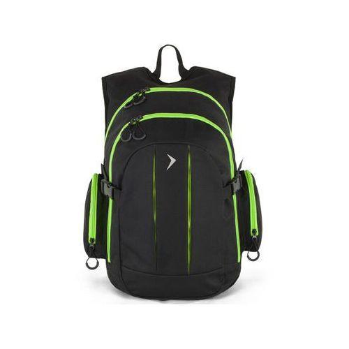 Plecak sportowy 27l PCU605 Outhorn - Czarny - czarny