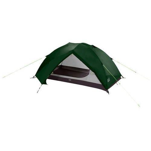 Namiot dwuosobowy skyrocket ii dome mountain green - one size marki Jack wolfskin