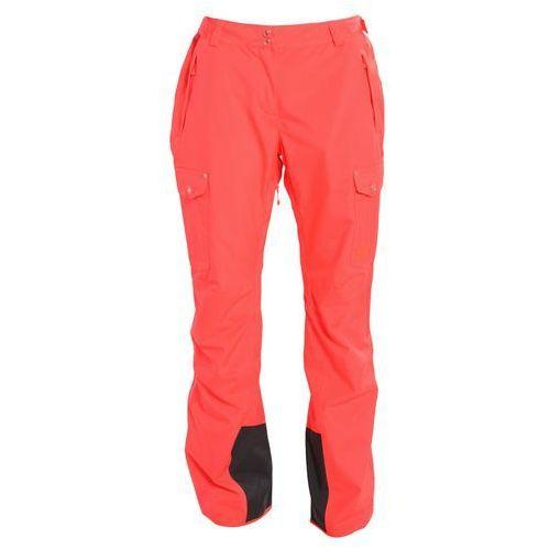 Helly Hansen W SWITCH Spodnie narciarskie neon coral (7040055203646)