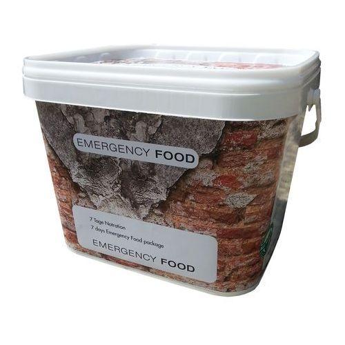 Trek'n Eat 7 Days Emergency Food Package 3,4kg, with Meat 2019 Żywność turystyczna