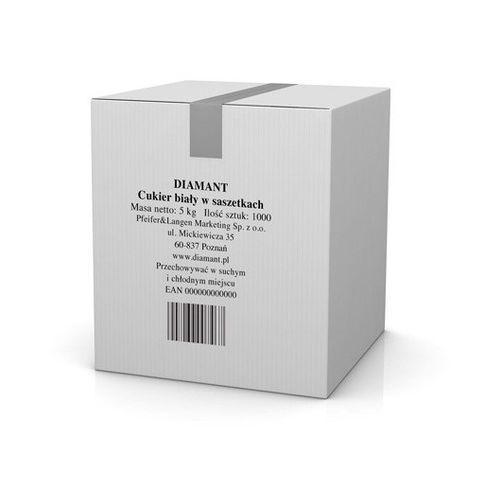 Diamant cukier biały w saszetkach 1000 x 5 g (5907069009119)