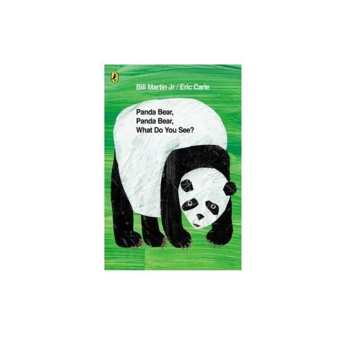 Panda Bear, Panda Bear, What Do You See?, Martin, Bill