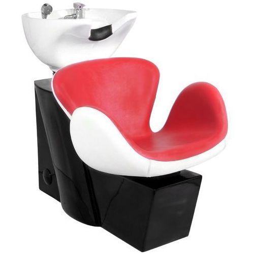 Myjnia Fryzjerska Amsterdam Czerwono-Biała Gabbiano