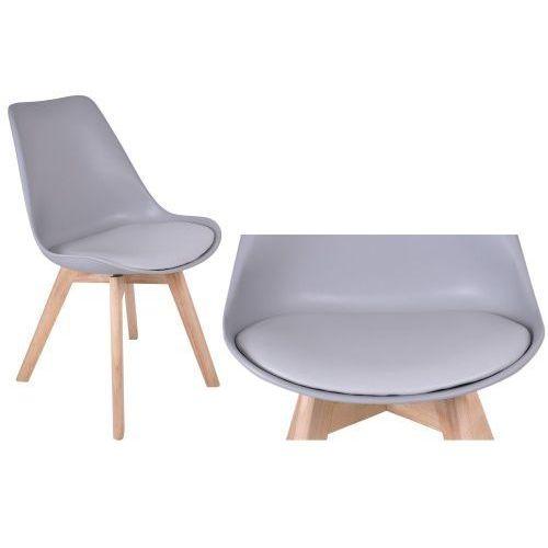 Krzesło Nantes - szaro-szary, GK-0764