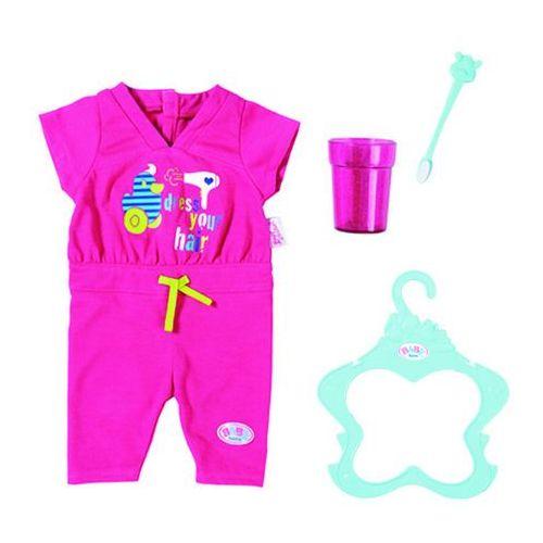 Zapf Baby born - zestaw kąpielowy piżamka dla lalki (4001167823590)