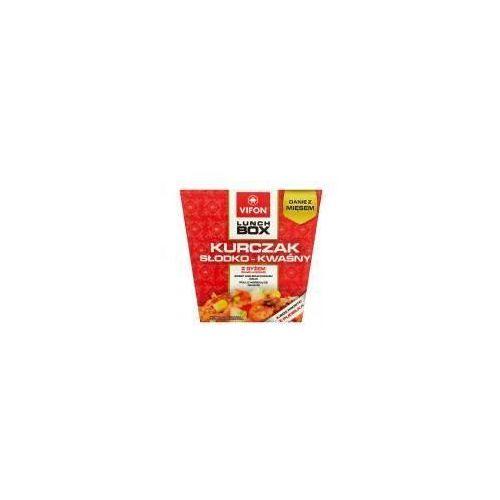 Lunch Box Danie błyskawiczne kurczak słodko-kwaśny z ryżem 177 g Vifon
