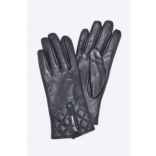 - rękawiczki skórzane marki Vila