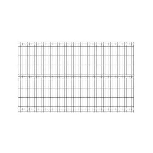 Polargos Panel ogrodzeniowy 3d 153 x 250 cm antracytowy